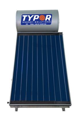 Picture of Ηλιακός θερμοσίφωνας 130Lit GLASS
